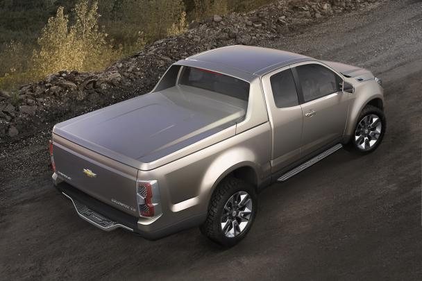 chevrolet colorado banguecoque