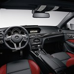 2011 Mercedes C63 AMG Coupe