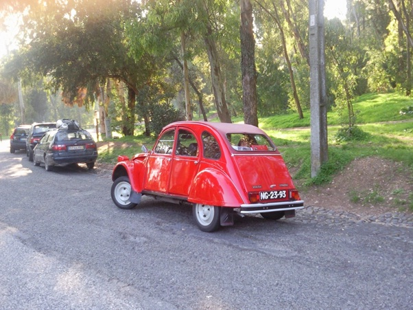 citroen 2cv francisco costa