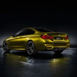 bmw m4 coupe concept e